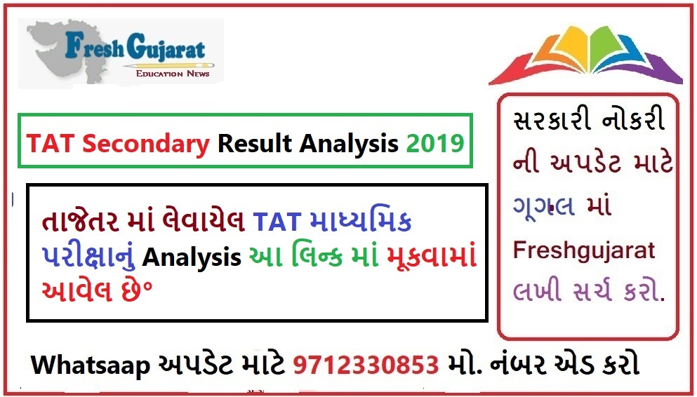 TAT Secondary Result Analysis