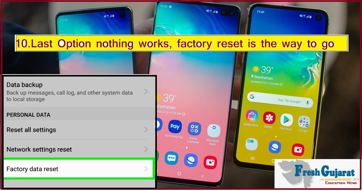 Make Slow Android Phone Faster Speed