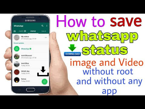 Download Whatsapp Status Video On Android