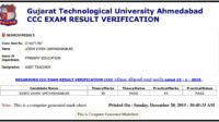 Gtu ccc result 2015-2016 pdf