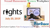 Sexual Harassment Women Workplace