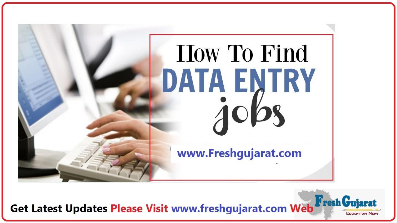 Data Entry Operator Jobs