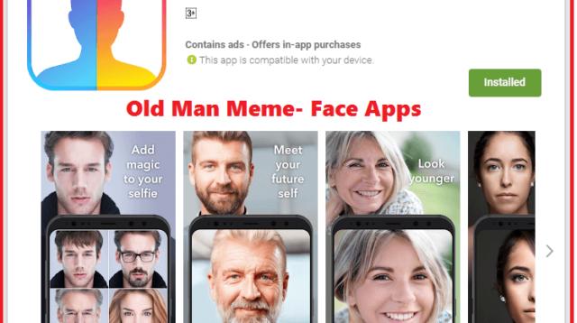 Old Man Meme