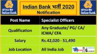 Indian Bank Bharati