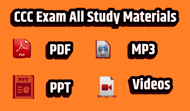 CCC Theory Materials Download