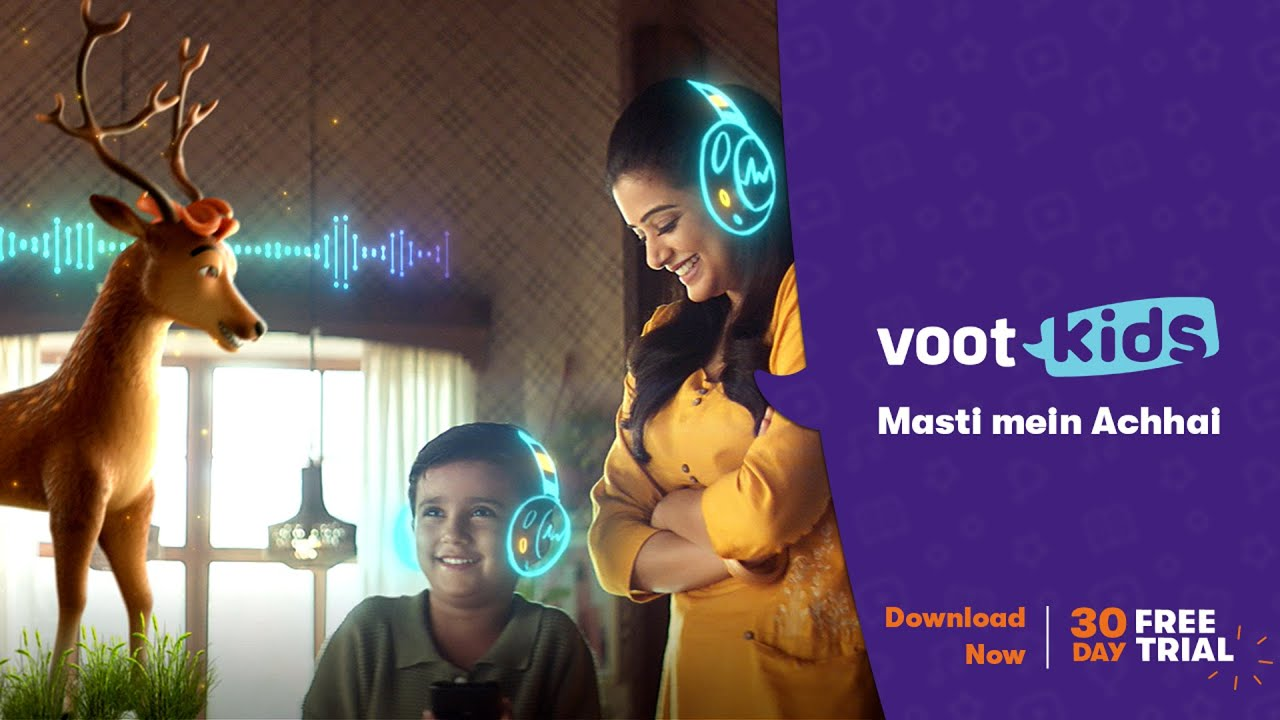 Voot Kids App Download