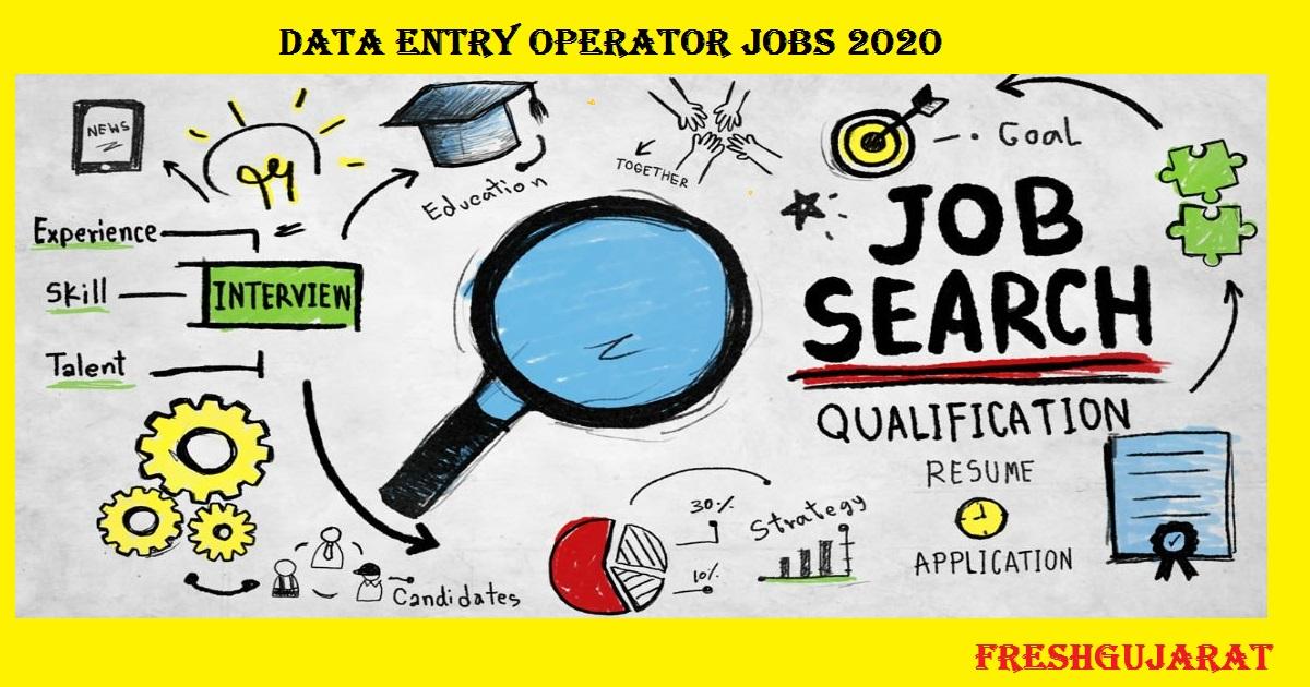 Data Entry Operator Job Narmda
