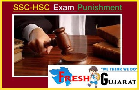 SSC - HSC Exam Teacher Punishment
