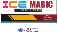 Ice Magic Weekly Current Affairs