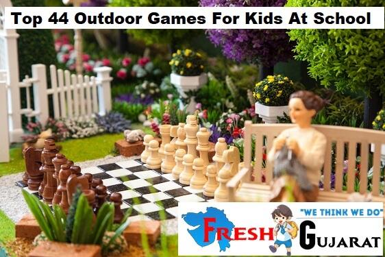 Top 44 Outdoor Games For Kids