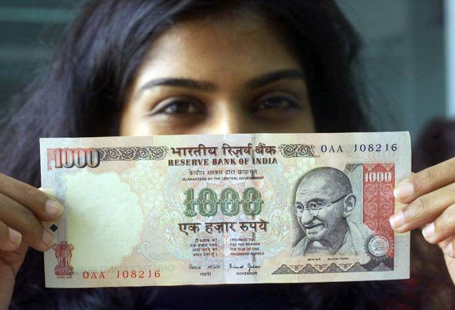Rs. 1000 will deposit directly Account Holder