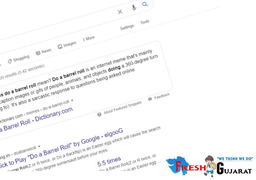 Google Megic Tricks