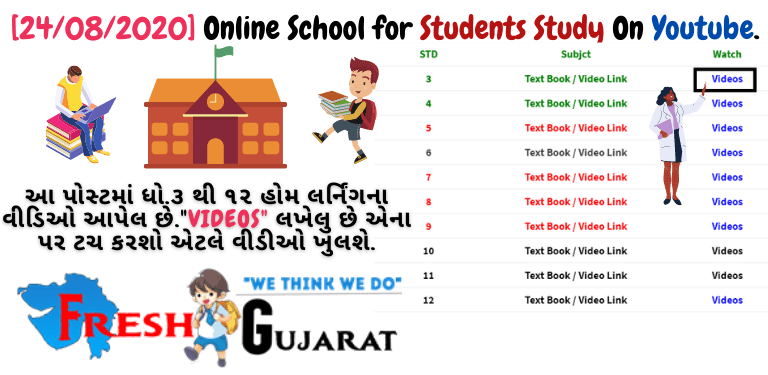 Online School for Students Study