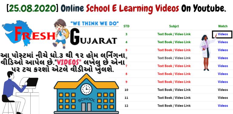 Online School E Learning Videos