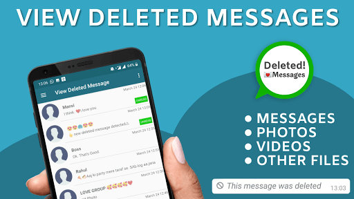 Deleted messages App