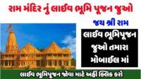 Ayodhya Temple Pm Narendra Modi Live