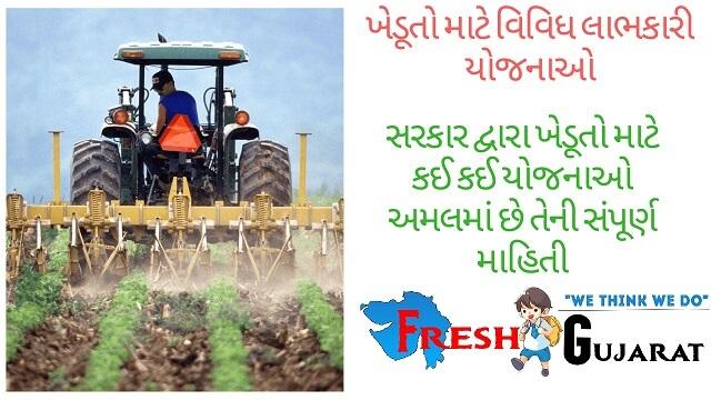 Gujarat Agriculture Subsidy Scheme