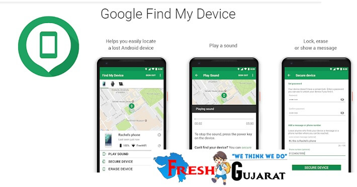 Google Find My Device App