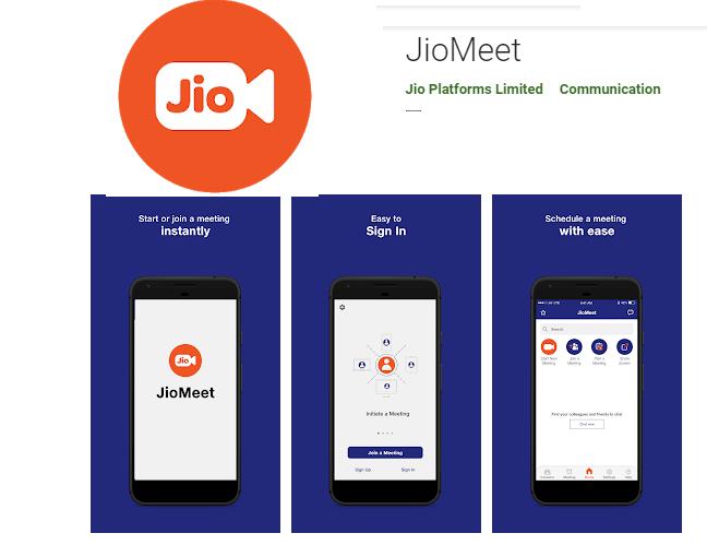 JioMeet App Download