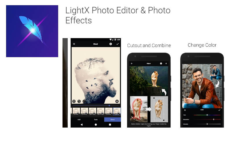 LightX Photo Editor Download