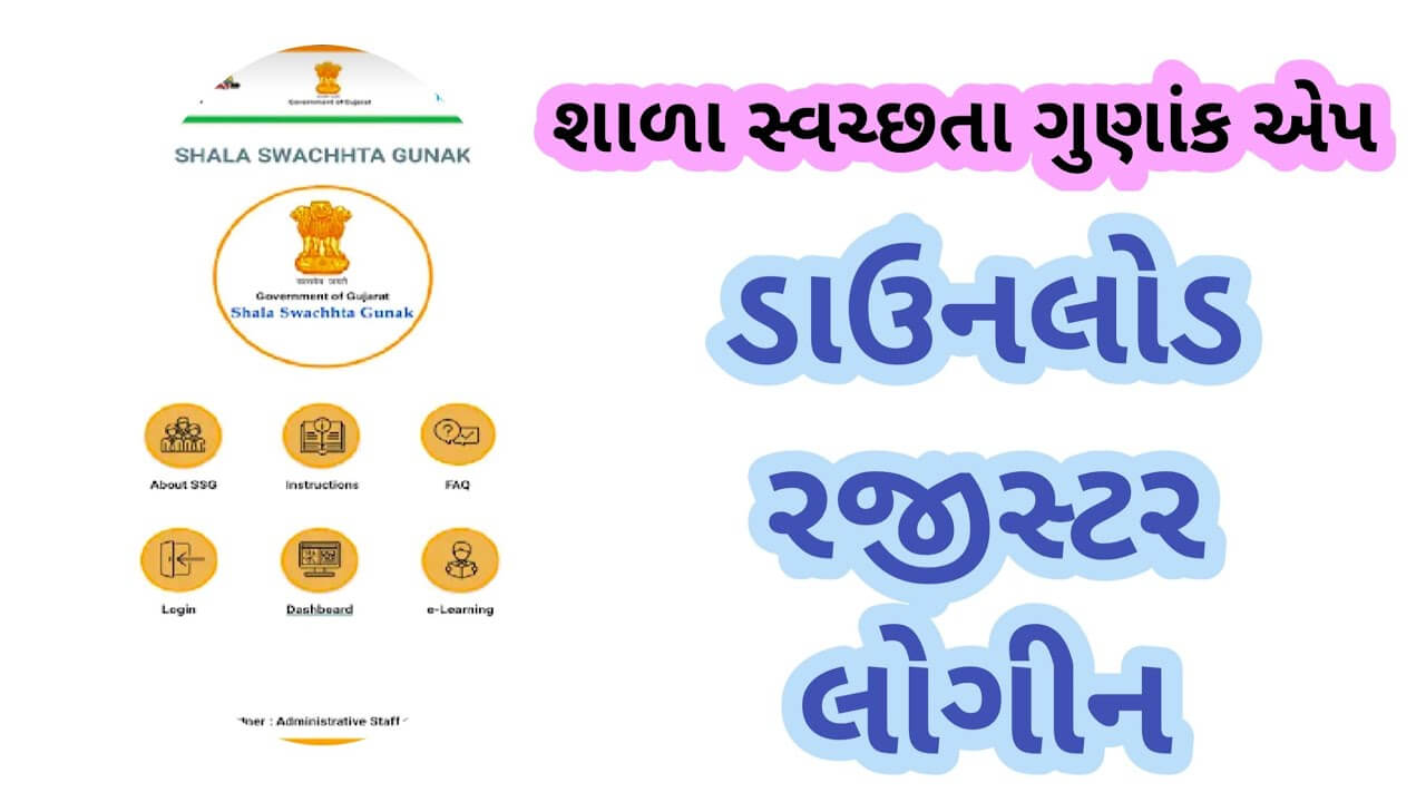 Shala Swachchhata Gunank App