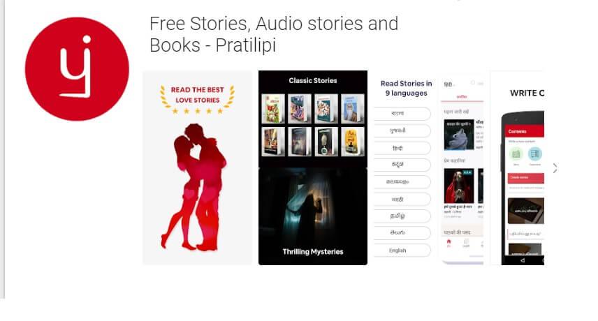 Pratilipi app download