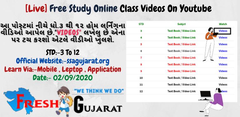 Free Study Online Class