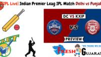 Delhi vs Punjab