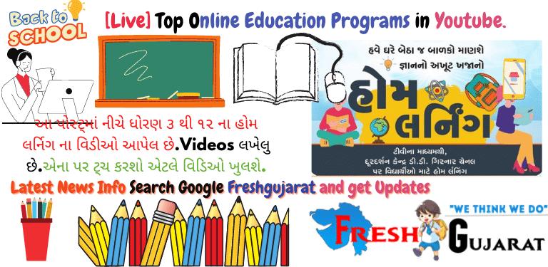 Top Online Education Programs in Youtube