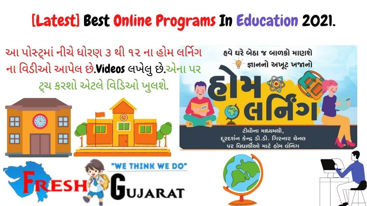 Best Online Programs In Education