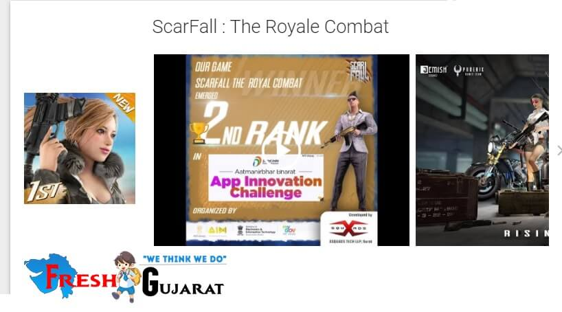 ScarFall : The Royale Combat Download