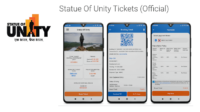 Statue Of Unity Tickets App
