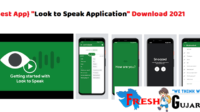 Look To Speak App