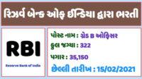 322 Posts Bharati RBI Bank