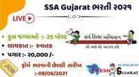 Sarva Shiksha Abhiyan Gujarat Recruitment