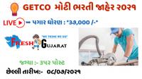 GETCO 352 Vidyut Sahayak [JE] Recruitment