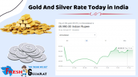 Gold And Silver Rate Today in India