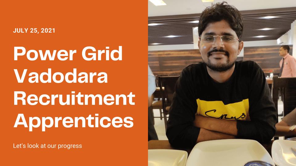 Power Grid Vadodara Recruitment